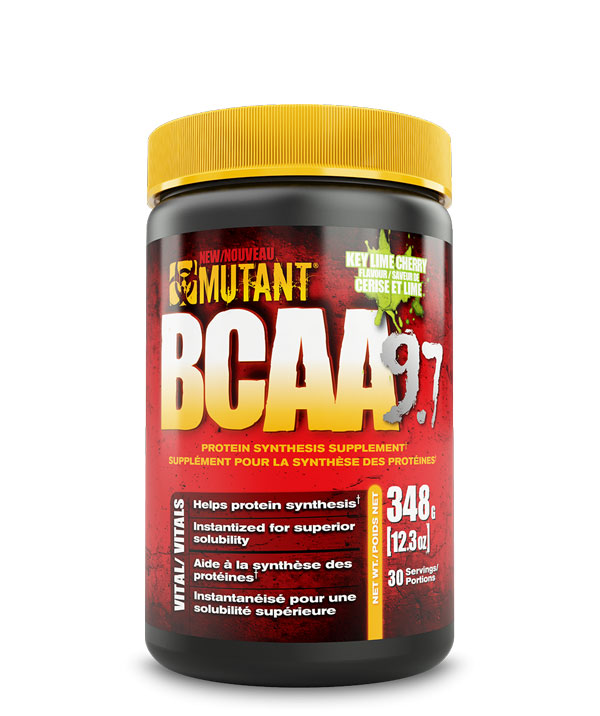 MUTANT BCAA 30srv powder Blue Raspberry