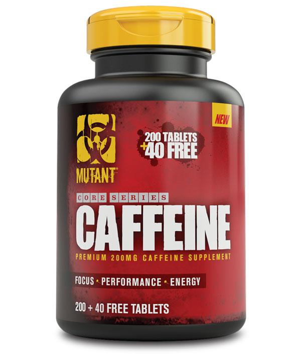 MUTANT CAFFEINE 240 Tablet - Bonus Size
