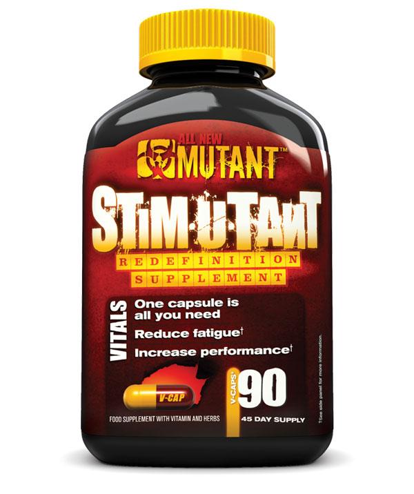 MUTANT Stimutant 90 Capsules